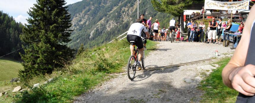 Mountainbike Rennen 2011