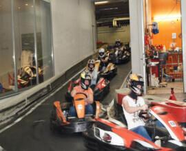 Go-Kart Vereinsmeisterschaft 2015