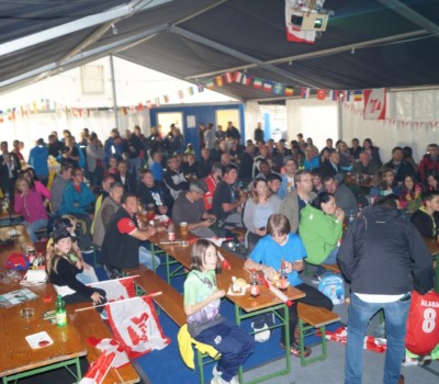 Public Viewing & Kinersportfest 2016
